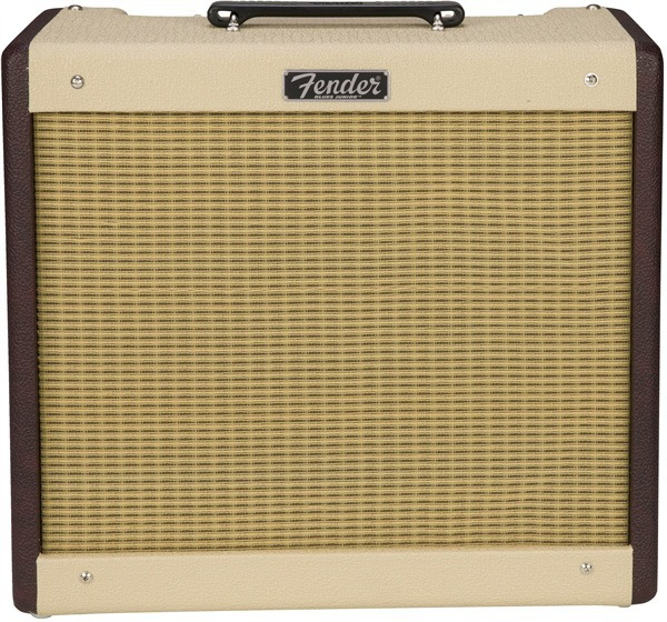 Fender Blues Junior III Limited Edition (Bordeaux Reserve) Tube Combo Guitar Amplifiers