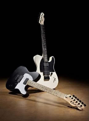 Fender Jim Root Telecaster (Flat White)