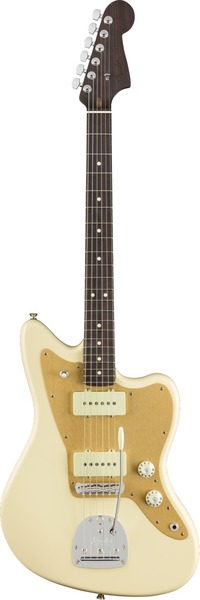 Fender LTD AM PRO Jazzmaster Rose (OWT) Alternative Design Guitars