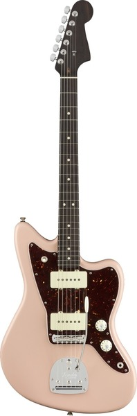 Fender LTD AM PRO Jazzmaster Rose (SHP) Alternative Design Guitars