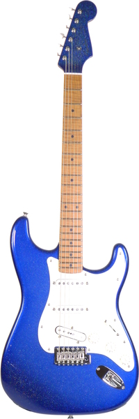 Fender LTD Master Design Mod Rock Strat - NOS (bright silver blue metallic) Electric Guitar ST-Models