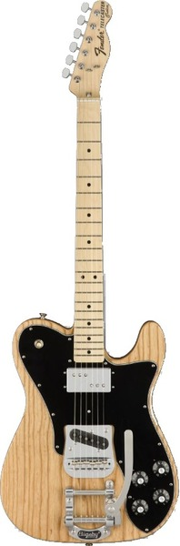 Fender Limited Edition '72 Tele Custom with Bigsby Chitarra Modello T