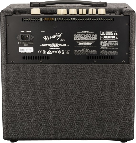 Fender Rumble LT25 230V