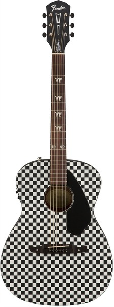 Fender Tim Armstrong Hellcat Checkerboard