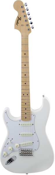 Fender Traditional '68 Stratocaster Left-Hand MN (Arctic White)