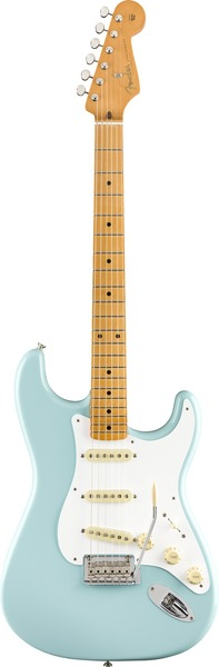 Fender Vintera '50s Stratocaster Modified MN (daphne blue) Electric Guitar ST-Models