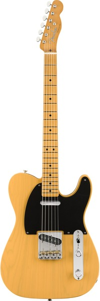 Fender Vintera '50s Telecaster Modified MN (butterscotch blonde) Electric Guitar T-Models