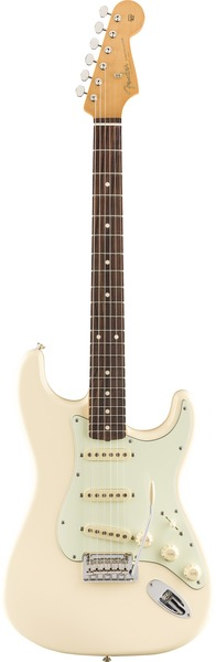 Fender Vintera '60s Stratocaster Modified (olympic white) Electric Guitar ST-Models