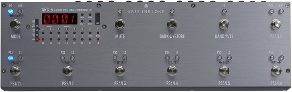 Free The Tone ARC-3 (silver)