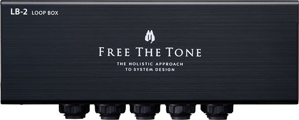 Free The Tone LB-2 Loopbox (black)