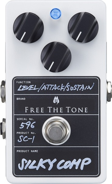 Free The Tone Silky Comp SC-1