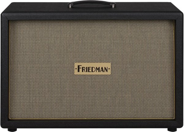 Friedman Amplification 2x12 Vintage Cabinet