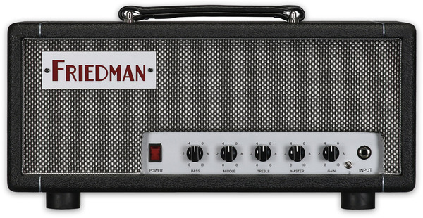 Friedman Amplification Mini Dirty Shirley Head (20W)