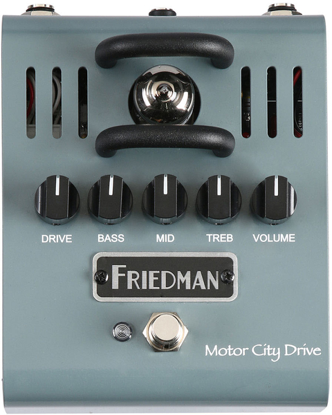 Friedman Amplification Motor City Drive