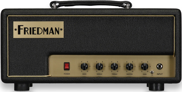 Friedman Amplification Pink Taco Head PT-20 (20W)