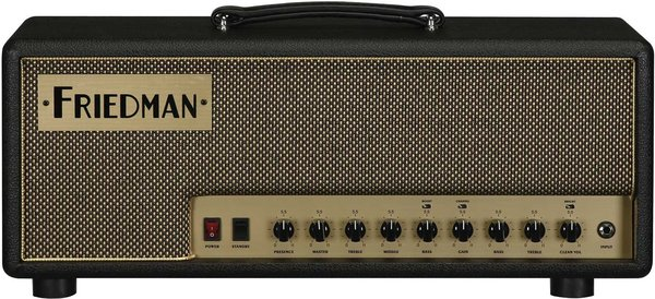 Friedman Amplification Runt-50 Head