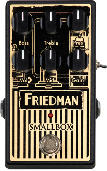 Friedman Amplification Smallbox Overdrive