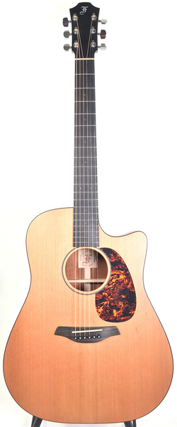Furch 20-CM D Cut (with LR Baggs Stagepro Element) Cutaway Acoustic Guitars with Pickups