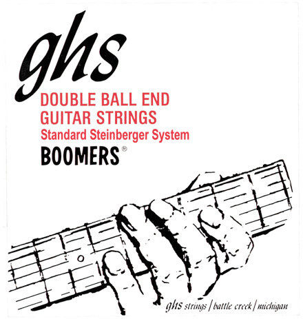 GHS DB GBL Double Ball End Boomers (light) Double Ball-End Saiten für elektrische Gitarre