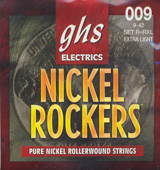 GHS Nickel Rockers 1300 (Low Tuning 11-58)