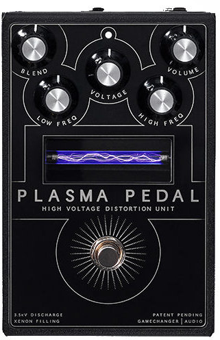 Game Changer Audio Plasma Pedal (black)