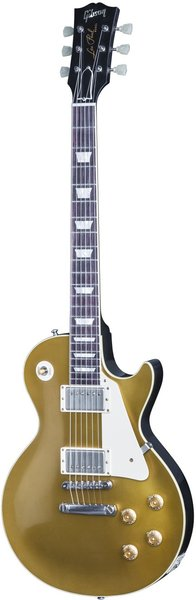 Gibson Les Paul Goldtop 1957 Darkback VOS (gold top vos) Chitarra Modello Single Cut
