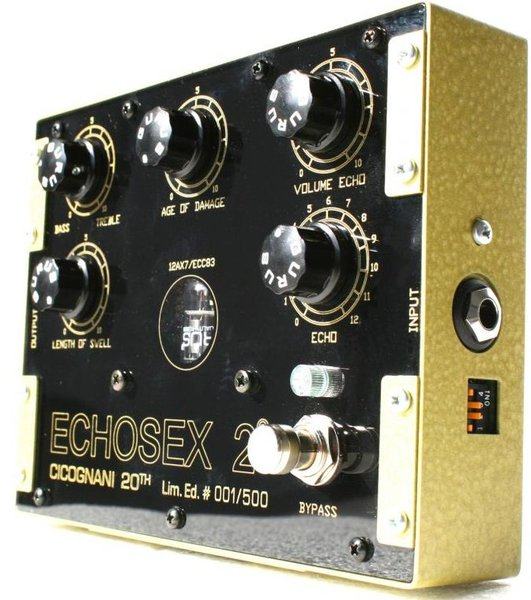 Gurus Amps Echosex 2 Ltd Delay 20Th Anniversary Ltd Edition