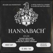 Hannabach 800MT (Medium Tension) Classical Guitar String Sets