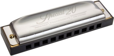 Hohner Special 20 (A/Country)