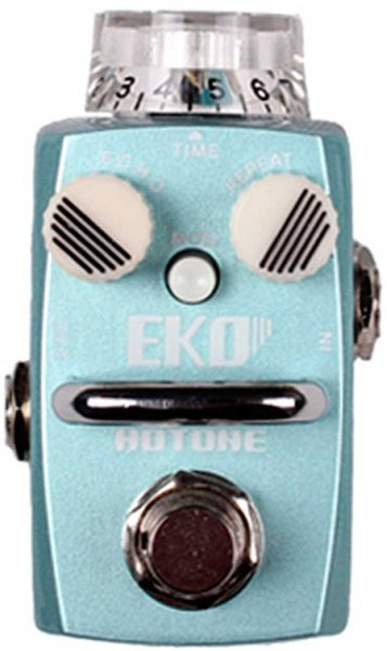 Hotone Eko Modelled 'Analogue' Delay Efecte de Delay
