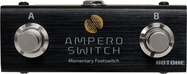 Hotone FS-1 / Dual Foot Ampero Switch Amp-Switcher