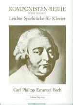 Hug & Co Leichte Spielstücke Bach Carl Philipp Emanuel - Hug-Co-Leichte-Spielstuecke-Bach-Carl-Philipp-Emanuel