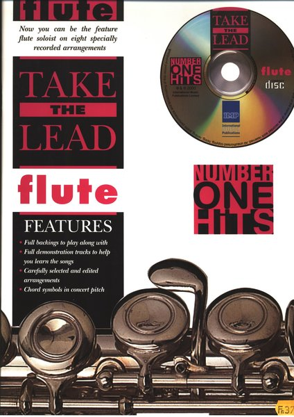 IMP Take the Lead Flute Songbooks for Flute