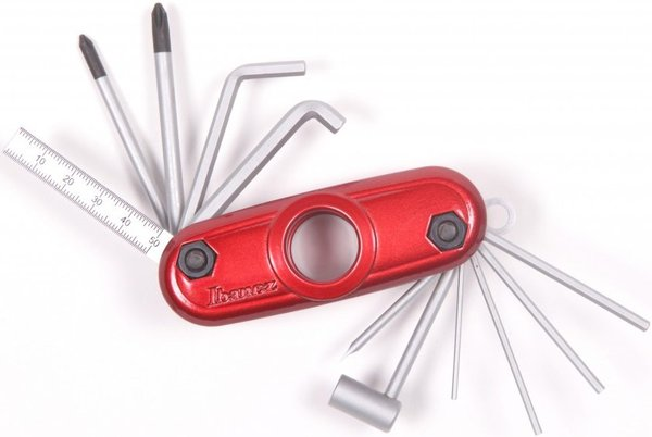 Ibanez MTZ11 Multi-Tool Hex Wrench