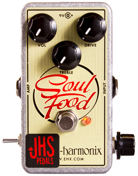 JHS Pedals EXH Soul Food 'Meat&3 Mod'