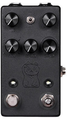 JHS Pedals Lucky Cat - Delay (black)