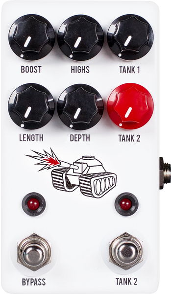 JHS Pedals Spring Tank (reverb)