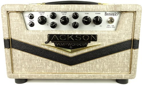 Jackson Ampworks Britain 30 Head