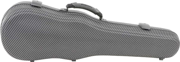 Jakob Winter JW 51015 4/4 CAB Shaped Violin Case (carbon grey)