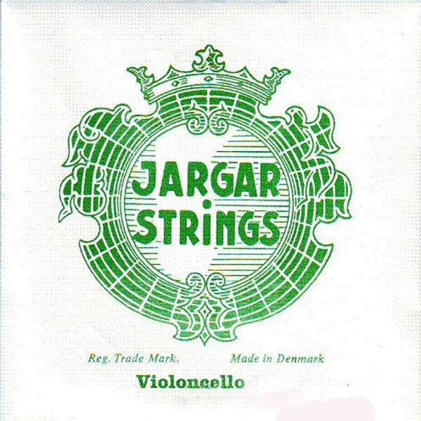 Jargar Grün (Dolce D II) D-Strings for Cello