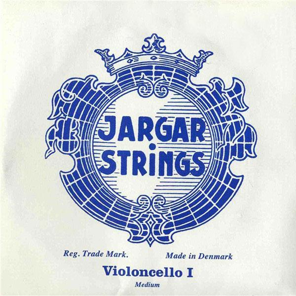 Jargar Special (0.76mm) A-Strings for Cello