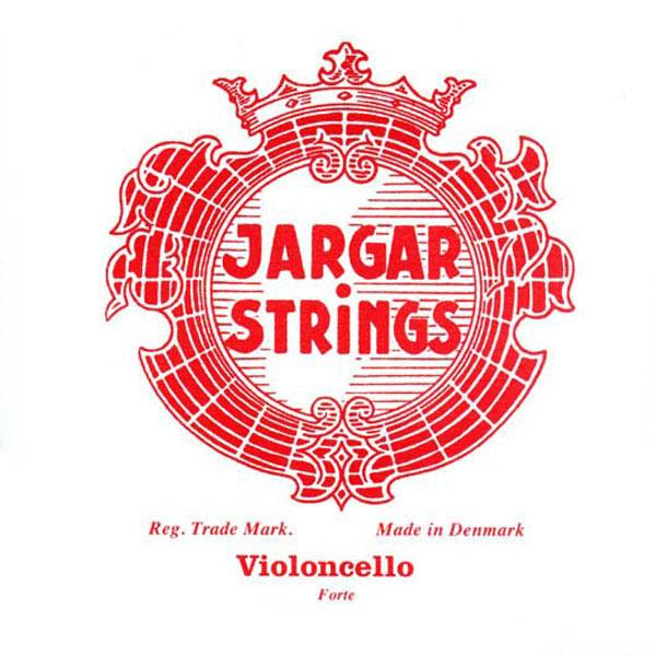 Jargar Superior (Rot) A-Strings for Cello