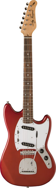 Jay Turser JT-MG (Candy Apple Red) Alternative Design Guitars