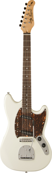 Jay Turser JT-MG (Ivory) Alternative Design Guitars