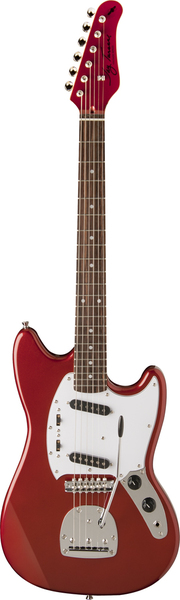 Jay Turser JT-MG2 (Candy Apple Red) Alternative Design Guitars