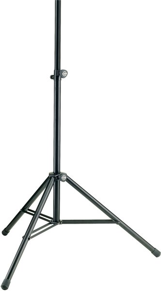 K&M 214/6 Speakerstand (black)
