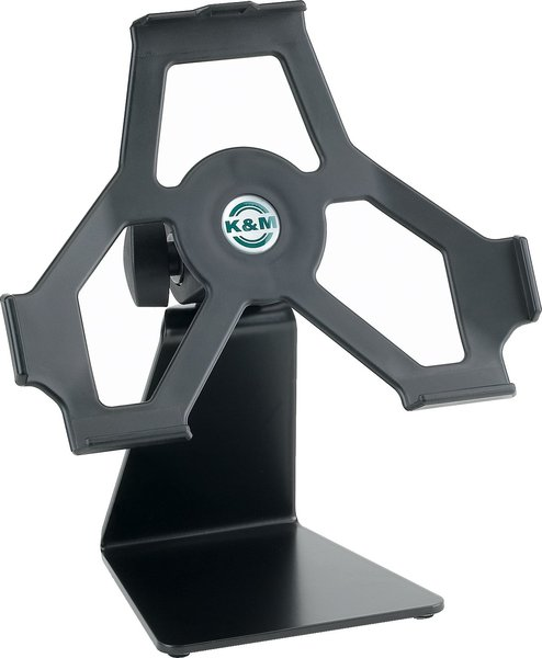 K&M 76-197/52 iPad-Tischstativ Stands and Holders for Mobile Devices