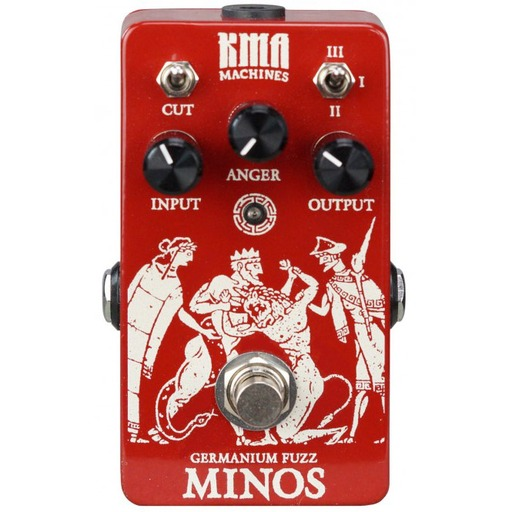 KMA Audio Machines Minos Fuzz