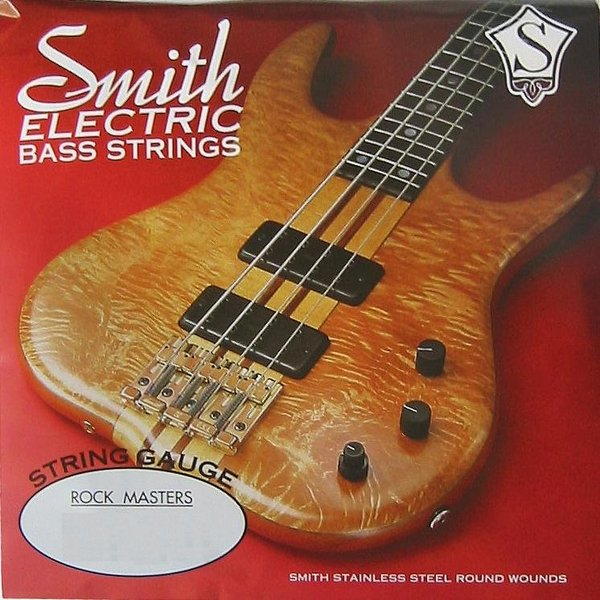 Ken Smith RML Rock Master (light) 4-String Electric Bass String Sets .040