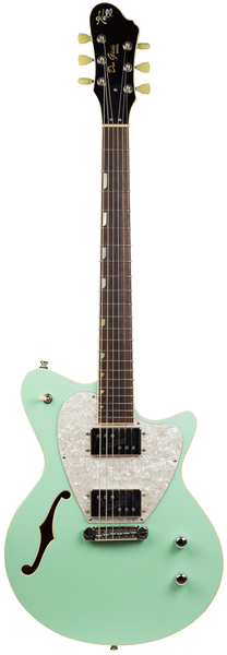 Koll Duo Glide (surf green) Guitarras - Diseño alternativo
